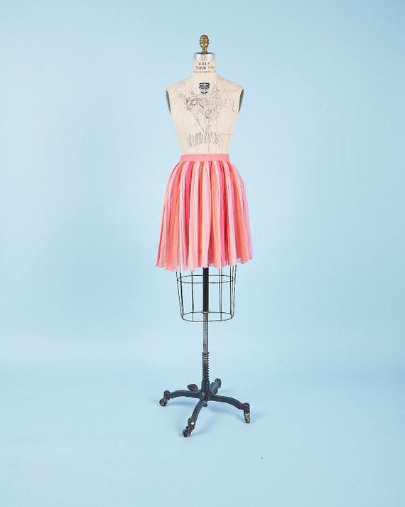 Leonard Paris Tulle Skirt