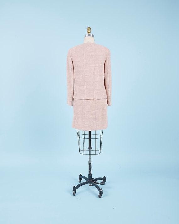 Blush Pink Chanel Suit - image 2
