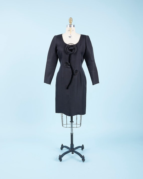 Givenchy Flower Dress