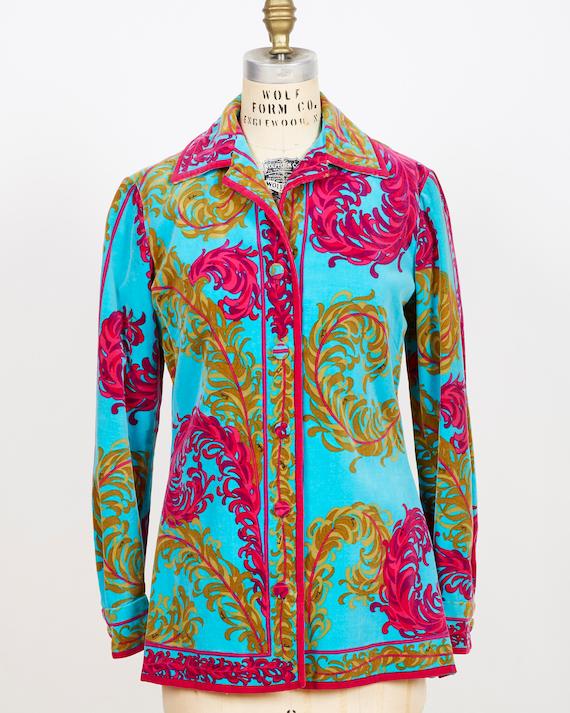 Pucci Velvet Jacket