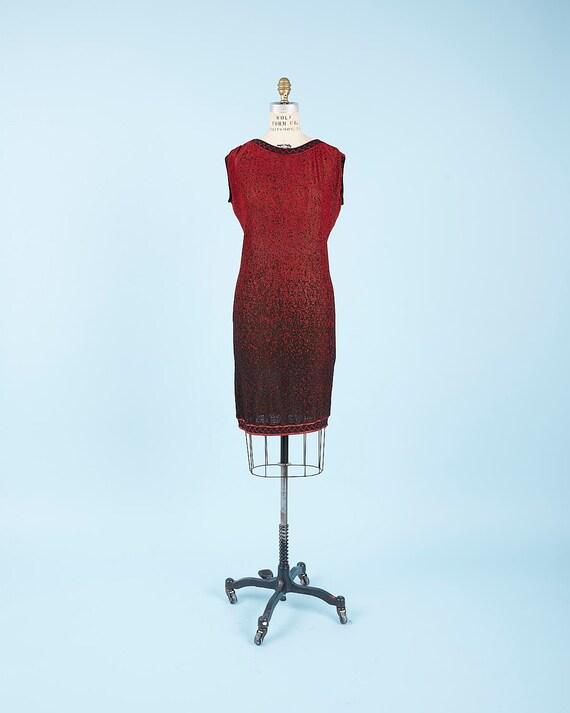 Chanel Egypt knit dress