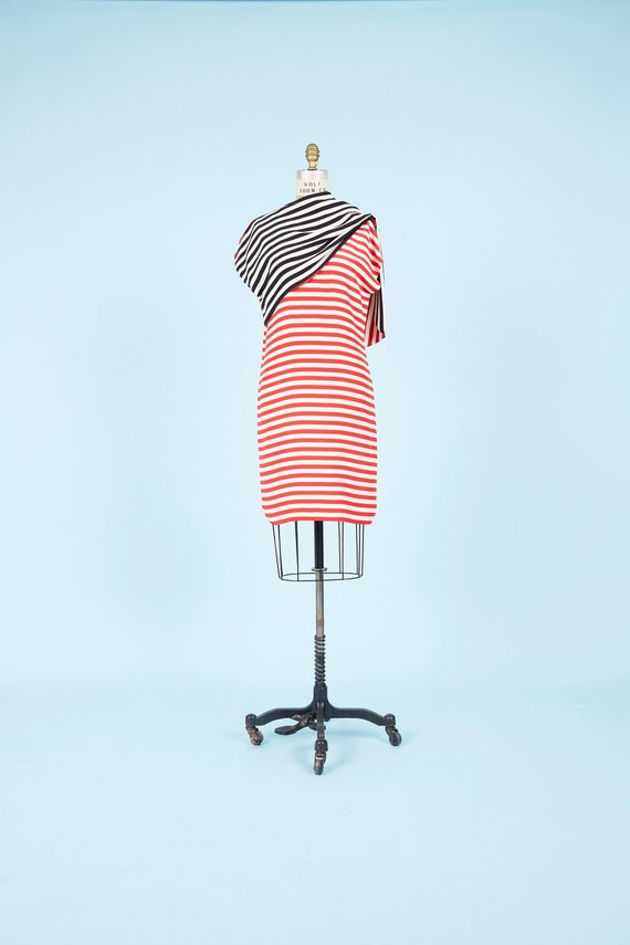 Bill Blass Stripe Dress