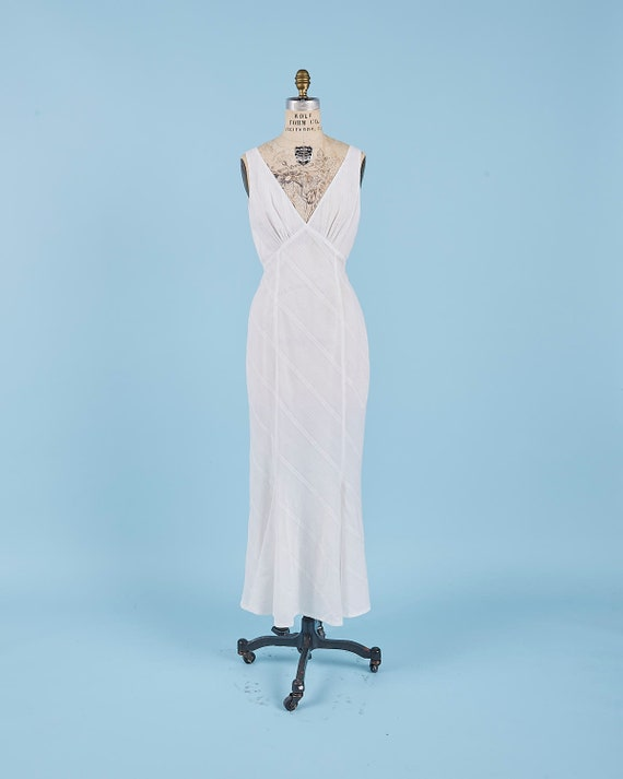 Norma Kamali White Dress
