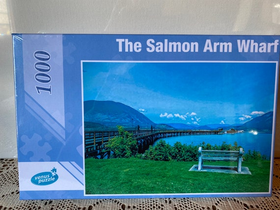 Puzzle -The Salmon Arm Wharf