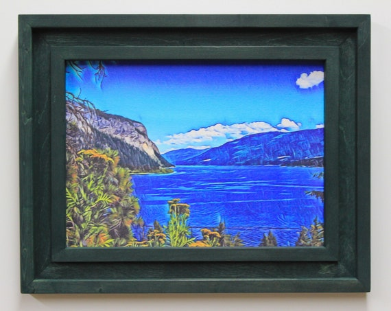 Summer in The Shuswap, in beautiful British Columbia