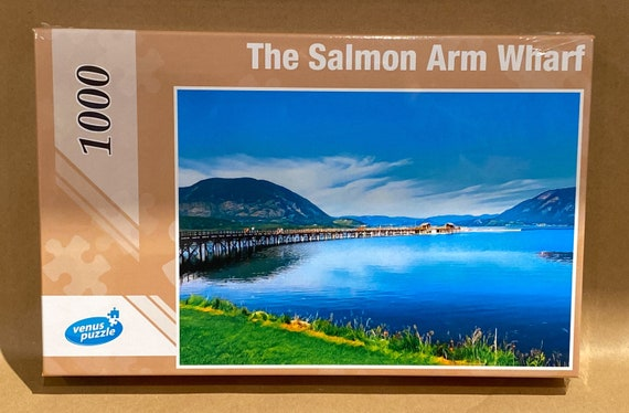 The Salmon Arm Wharf