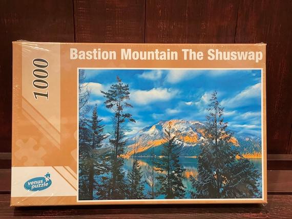 Bastion Mountain The Shuswap