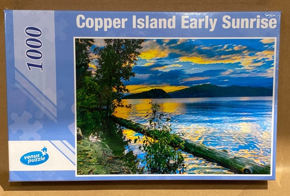 Copper Island Early Sunrise