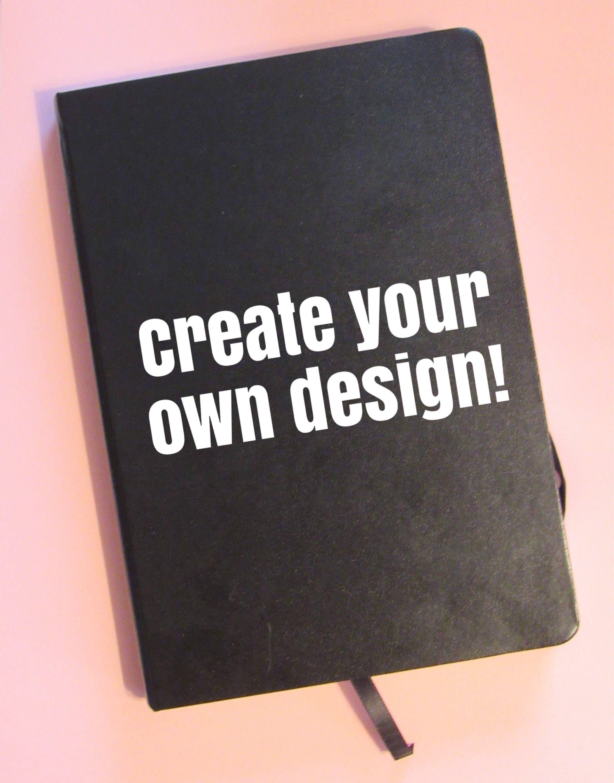 custom bullet journal planner custom notebook custom journal