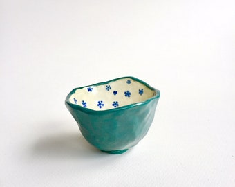 Mini Porcelain Ring Bowl
