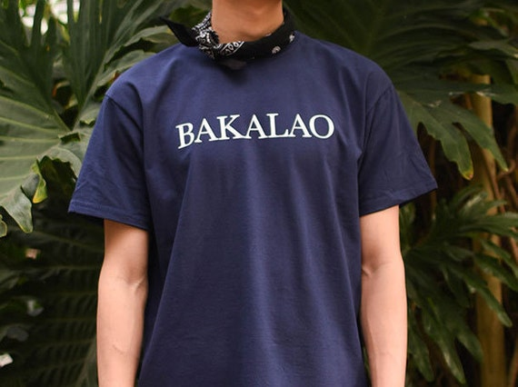 BAKALAO T-SHIRT // Ganga Shop