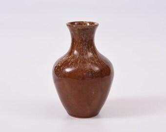 Brown Ceramic Vase