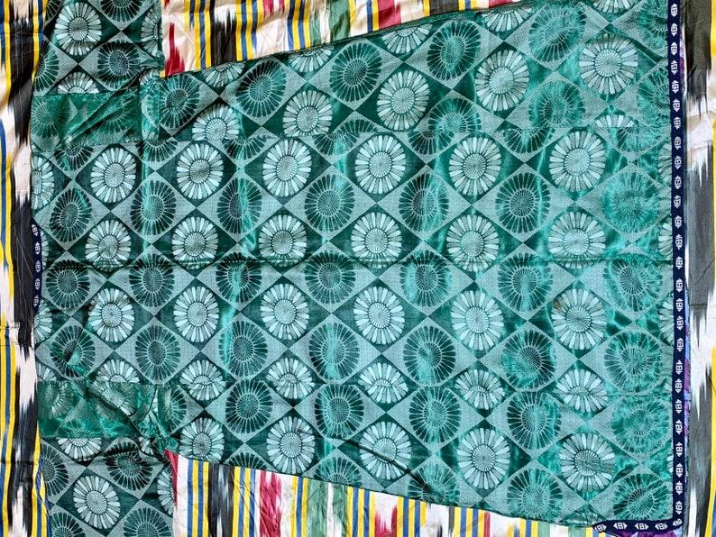 Uzbek Vintage Handwoven Robe CHAPAN Caftan Kaftan SALE!!