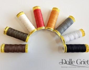 Linen handsewing thread Gutermann - 50 meters / 55 yards