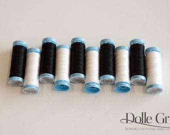 Silk sewing thread Gutermann - 100 meters / 110 yards