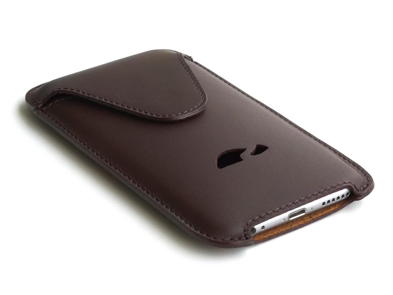 etui cuir iphone 7 housse cuir iphone 7 pochette cuir etsy