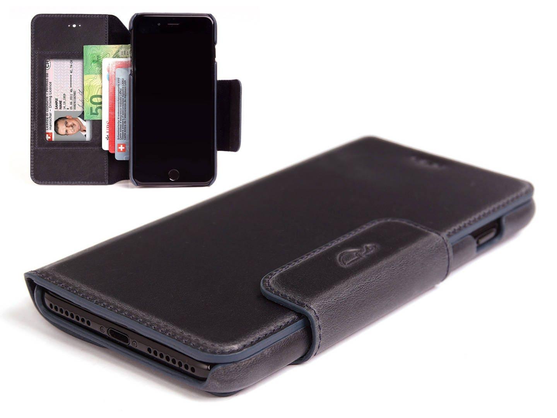 iphone 7 plus lederh lle iphone 7 plus tasche leder iphone. Black Bedroom Furniture Sets. Home Design Ideas