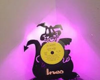 Vinyl Dragon Nightlight