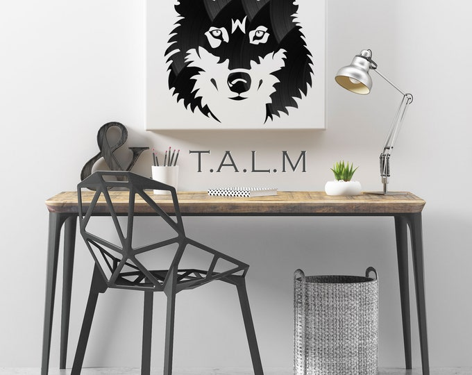 Web - table cutting vinyl records Wolf
