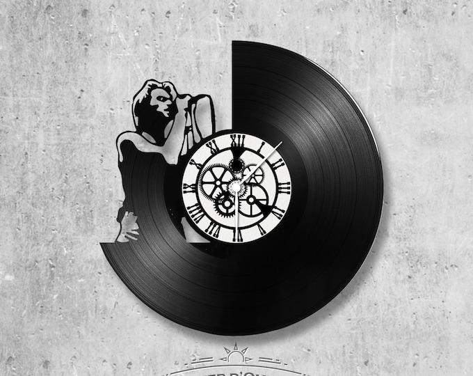 Vinyl 33 clock towers theme Jon Bon Jovi