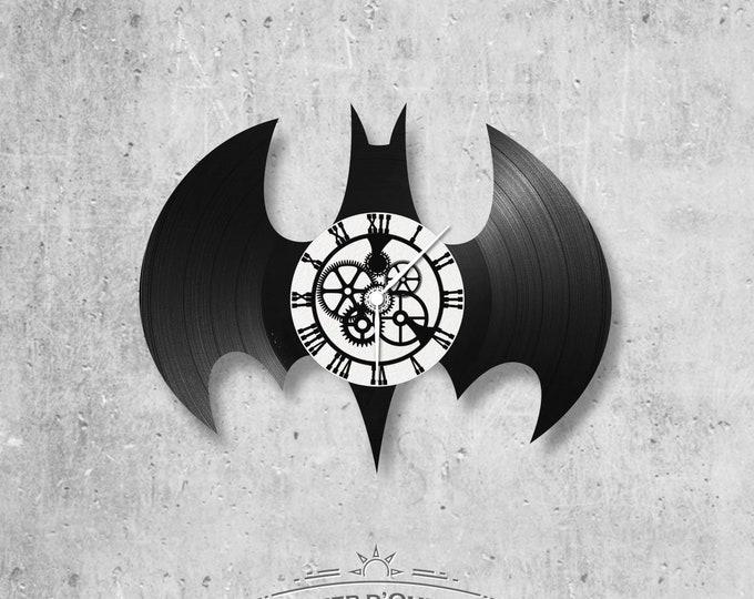 Vinyl 33 clock towers Batman theme