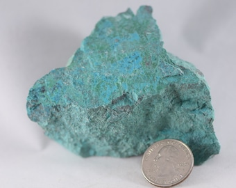 Rough Chrysocolla Malachite