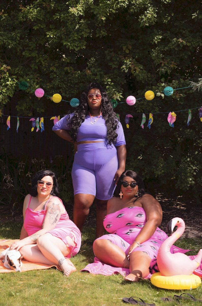 88dcdbdfc1b The Luna Set Plus size co-ords plus size clothing festival