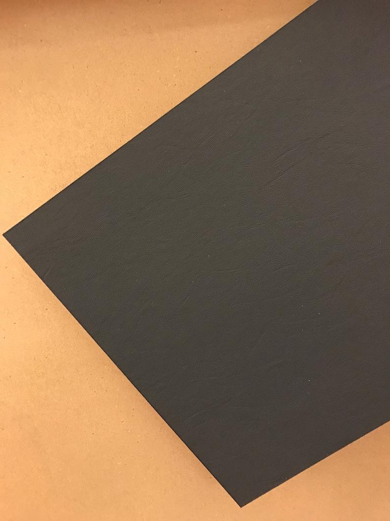 """BLACK STYRENE POLYSTYRENE PLASTIC SHEET .080/"""" 12/"""" X 12/"""" PRINTING CRAFTS MODELS"""