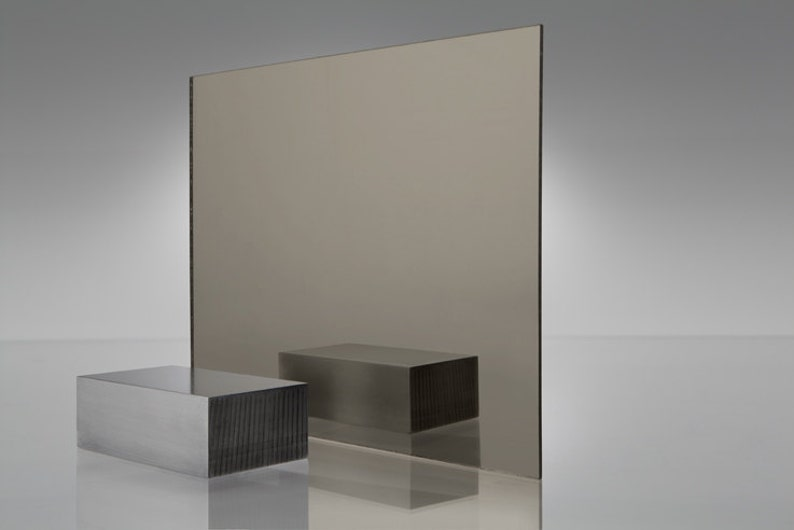 "1 Sheet 1//8/""  2120 Transparent Teal Cell Cast Acrylic Plexiglass  24/"" x 24/"""