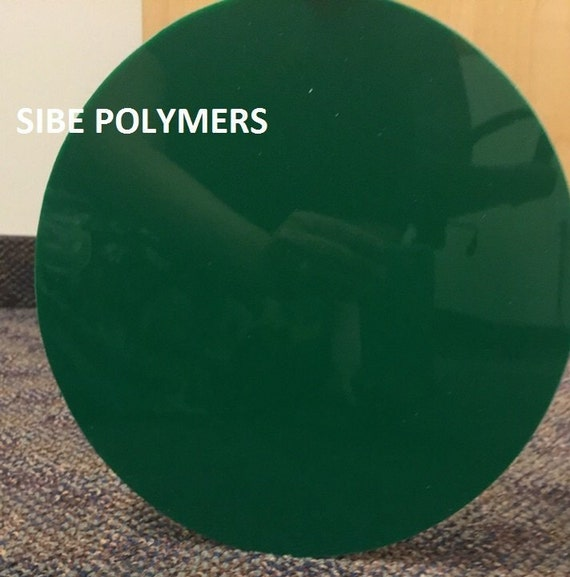 "2-1//4/"" INCH CIRCLE Clear 1//8/"" Acrylic Plexiglass Craft Round Disc Shape Plastic"