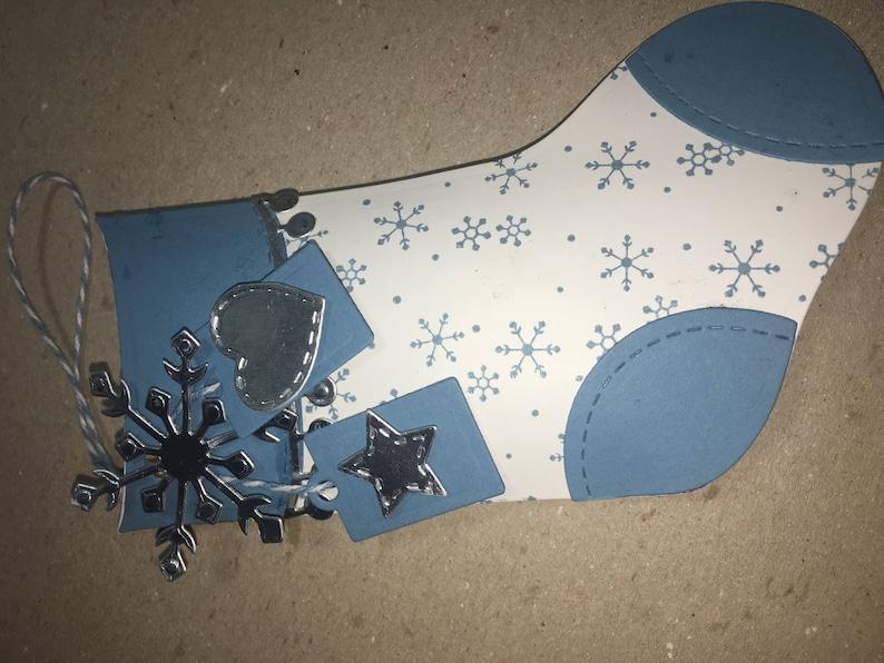 10 ct stocking gift card holder money envelopes Christmas money envelope