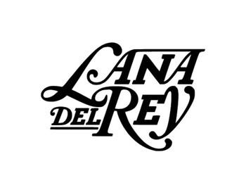 Lana Del Rey vinyl decal sticker