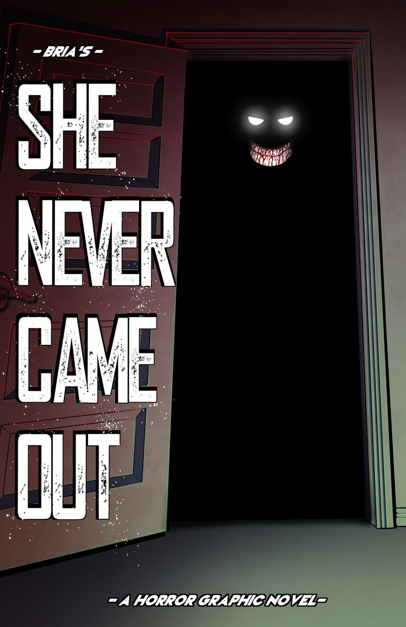 She Never Came Out Graphic Novel image 0