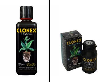 Growth Technology Clonex Plant Hormone Rooting Gel (50ml or  300ml)