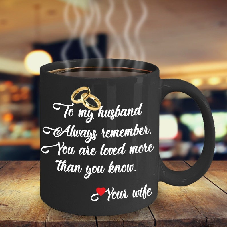 TO MY HUSBAND Always Remember Gift For Husband From Wife