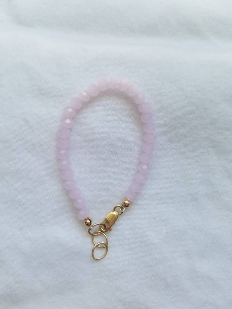 Pastel Pink Crystal