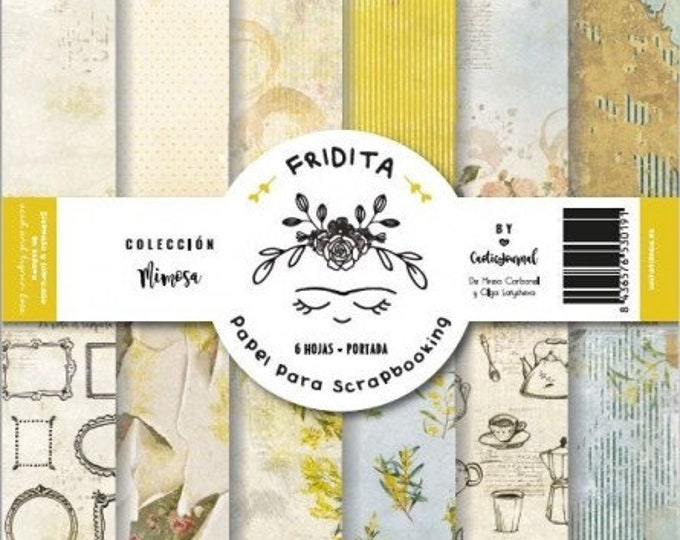 Fridita - Mimosa Paper Pad