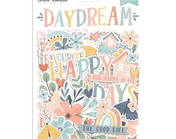 Cocoa Vanilla  Daydream - Die Cuts