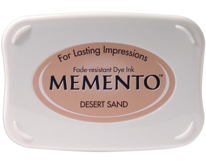 Memento Desert Sand - Dye Ink pad