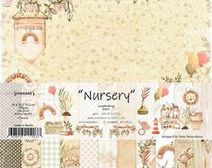 "Summer Studio - Nursery- 12x12"""