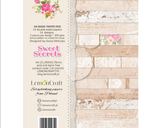 Lemoncraft Sweet Secrets