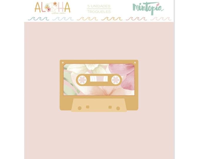 Mintopia Aloha - Cassete metal die