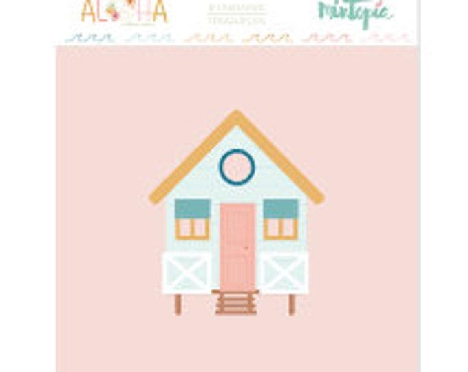 Mintopia Aloha - Casa de Playa metal die