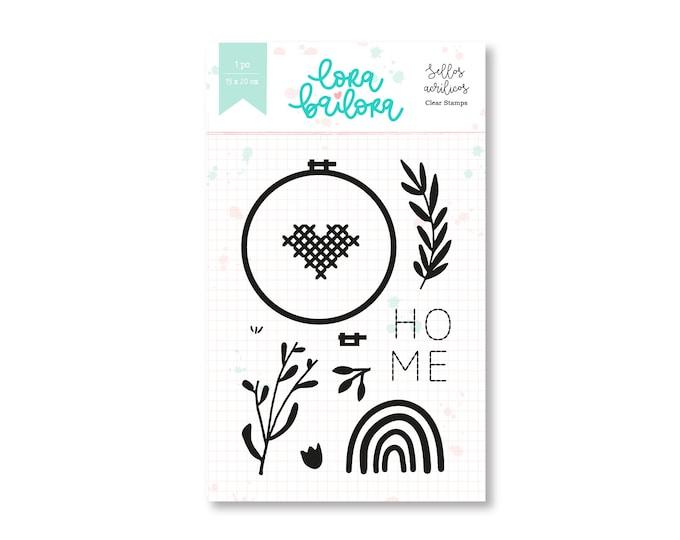 Lora Bailora - Bastidor Stamp