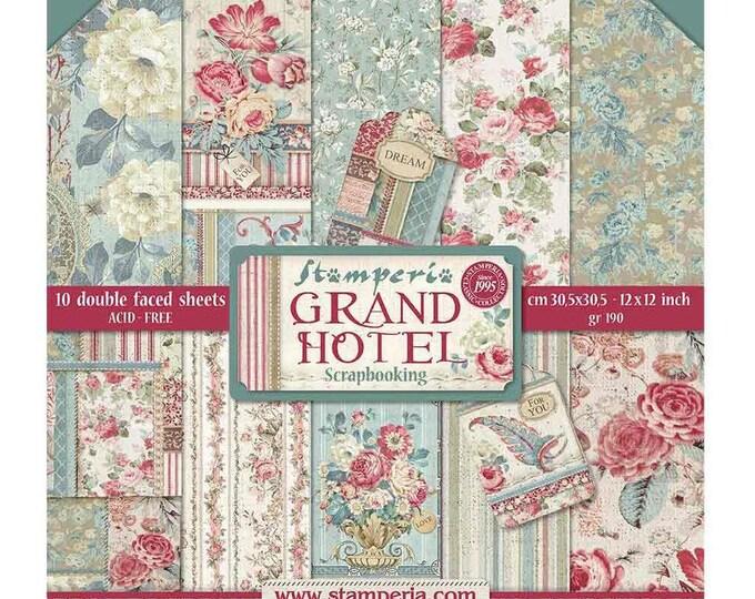 Stamperia Grand Hotel