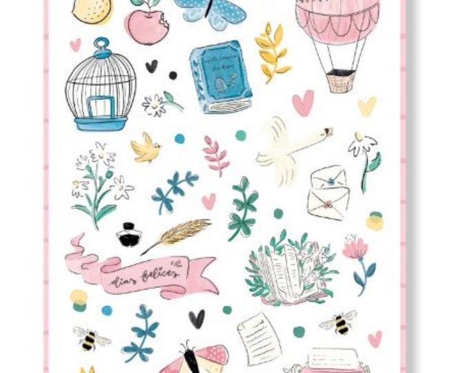 Sami Garra  - Puffy Stickers
