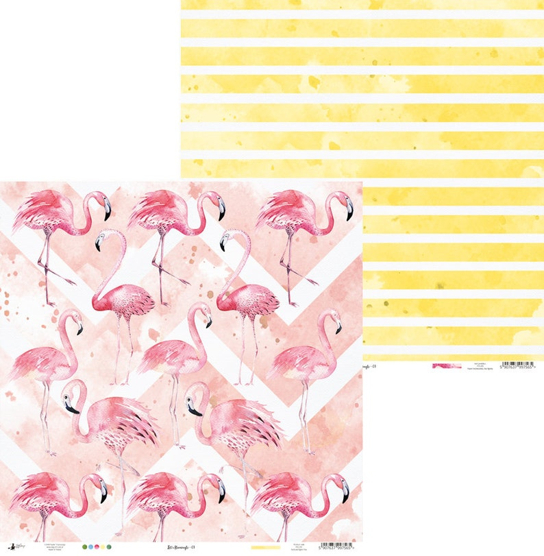 Piatek Trzynastego\u00a0 Let/'s Flamingo