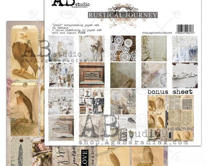 AB Studio - Rustical Journey