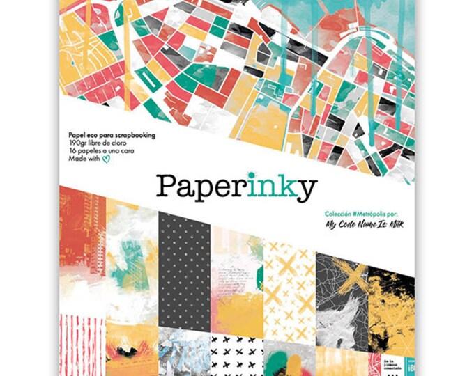 Paperinky Metropolis - 6x8 paper pad