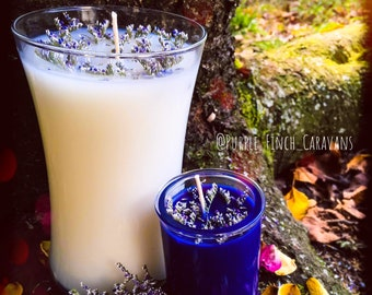Candle Subscription Service - Handmade Prayer Vigils & Custom Length Spell